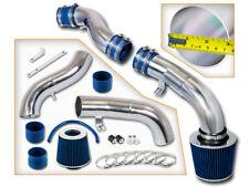 Cold Air Intake Kit + BLUE Filter For 03-07 Hyundai Tiburon GT/SE 2.7L V6