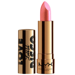 NYX Love Lust Disco Metallic Lipstick 3.5g - CHOOSE SHADE - NEW Sealed