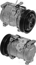 A/C Compressor Omega Environmental 20-11257