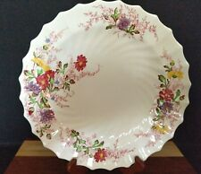 Antique Copeland, Spode, Fairy Dell Pattern,  Floral Dinner Plate, England
