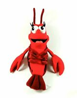 The Simpsons LARGE Plush Pinchy Lobster Universal Studios Matt Groening 2017 Fox