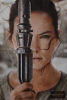 STAR WARS - A3 Poster (42 x 28 cm) - Film Daisy Ridley Clippings Fan Sammlung