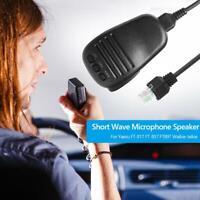 Chansted Kurzwellen-Mikrofonlautsprecher für Yaesu FT-817 FT-857 FT897 Walk