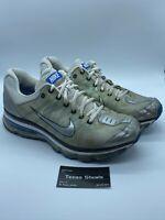 Nike 2009 Air Max Grey Blue Sapphire