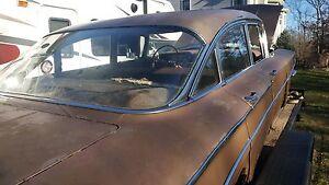 1960 Oldsmobile Super 88 Rear Glass