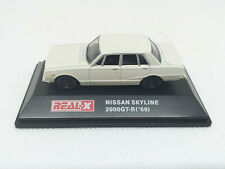 KYOSHO 1:64 - MiniCar Collection Diecast Nissan Skyline 2000 GT-R 1969 Blanco