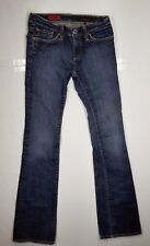 AG The Angel Boot Cut Jeans  Sz 24Rx33 Womens Denim Adriano Goldschmied