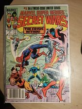 Secret Wars #3 Newstand 8.0 First Titania Villian Of She-Hulk Disney+