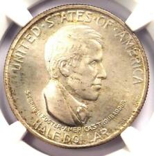 1936 Cincinnati Music Silver Half Dollar 50C Coin - NGC MS66 - $1,350 Value!
