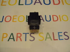 Shure M91ED Hi Track Cartridge. NEEDS Stylus. Tested.