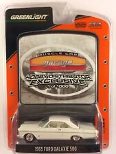 GreenLight Muscle Car Garage Hobby Exclusive '65 1965 Ford Galaxie 500 1/64