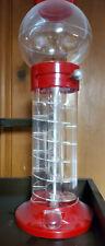 Tall Spiral Gumball dispenser electric