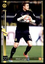 Panini (Japan/Bandai) Football 2015 (PFL12) Mitchell Langerak Dortmund #69
