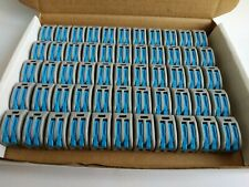 50 X Wago (Type) 222-212 Electrical Contractor ( CE Certified ) Blue Colour