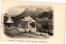 CPA Auvergne - Le Chalet Hotel et la Source Ste.-Anne (250553)