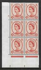 4½d Wilding Blue Phosphor White cyl 8 No Dot perf type A(E/I) UNMOUNTED MINT