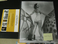 Debbie Reynolds Autograph Hand Signed 8x10 Photo Photograph with COA