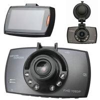 "HD 2.7"" LCD 1080P Car DVR Vehicle Camera Video Recorder Dash Cam Night Vision GR"