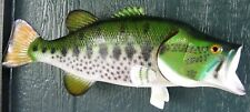 "Large Mouth Bass Taxidermy Quality 18"" Wall Mount"