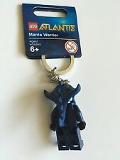 *NEW* LEGO Atlantis MANTA WARRIOR 852775 Key Chain