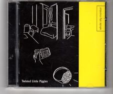 (HQ299) Twisted Little Piggies, Whole Sky Monitor - 2010 CD