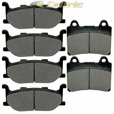 BRAKE PADS YAMAHA ROAD STAR 1600 XV16 XV1600 1999-2003 FRONT REAR BRAKE PADS