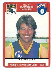 "1991 Stimorol (158) Romano NEGRI Adelaide "" """