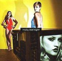 Last Night - Moby CD Virgin