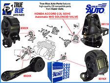 9277X NEW Front Left Engine Mount for 01-02 Honda Civic 1.7L