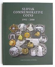 Slovak commemorative coins, cataloque 1993-2008 Bratislava