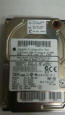 Apple 8GB AT-IDE 2.5-Inch 17MM Internal Hard Drive Mfr P/N 655-0597 IBM OEM