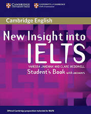 New Insight into IELTS Student's Book with Answers (Insights), McDowell, Clare,