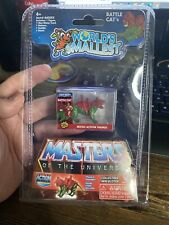 World'S Smallest Masters Of The Universe Battle Cat New Vhtf 2020 Micro Figure
