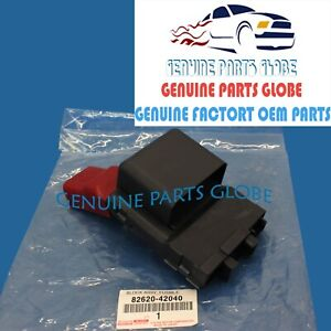 BRAND NEW GENUINE OEM TOYOTA 2001-2005 RAV4 FUSIBLE LINK BLOCK 82620-42040