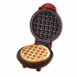 Candora Mini Waffle Maker Machine for Individual Waffles, Paninis, Hash Browns