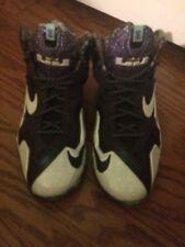 "GLOW IN THE DARK Nike Lebron 11 All Star Size 6.5Y ""Gator King"""