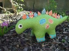 Dilbert Dinosaur SEWING PATTERN - Melly & Me - Softie Toy Cute Boys Girl