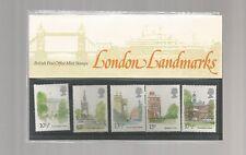 LONDON LANDMARKS  PRESENTATION PACK