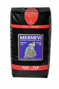Mesnevi  CEYLON  Schwarzer Tee 1000 Gramm Top Qualität -100% Ceylon Tee!