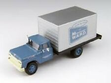 HO Scale Box Truck vehicle - Montgomery Ward