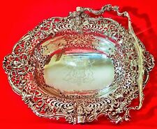 1758 COLIN CAMPBELL Scotland clan antique silver bowl taymouth castle perthshire