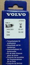 Original Volvo Wischerblätter Scheinwerfer 340 360 700 S80 274431