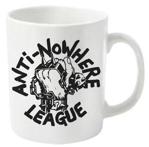 Anti-Nowhere League - NEW Official Coffee Mug - punk -