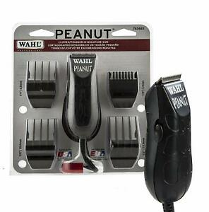 Wahl 8655-200 Peanut Clipper Trimmer Black Corded Trimmer NEW