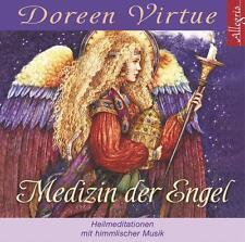 DOREEN VIRTUE - MEDIZIN DER ENGEL - CD Neu/OVP!