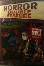 HAMMER STUDIOS' The CURSE of FRANKENSTEIN and TASTE the BLOOD of DRACULA Sealed