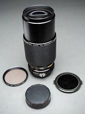 Nikon AI Mount Vivitar MC Zoom 80-200mm 1:4.5 Lens EX+!!