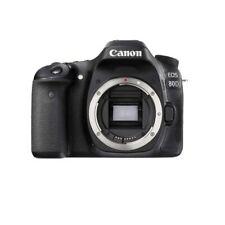 Canon EOS 80D DSLR Camera Body Multi (ship lens kit box) Stock from EU genuino