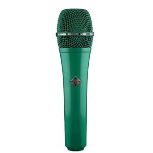 Telefunken M80 Dynamic Microphone (Green)