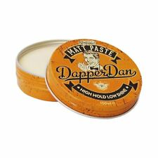 Dapper Dan Matt Paste High Hold Low Shine, 100 ml